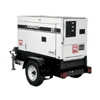 Generator rentals in Ukiah, Redwood Valley, Cloverdale, Willits, Fort Bragg, Clearlake CA