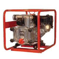 Water equipment rentals in Ukiah, Redwood Valley, Cloverdale, Willits, Fort Bragg, Clearlake CA