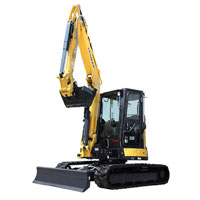 Earthmoving equipment rentals in Ukiah, Redwood Valley, Cloverdale, Willits, Fort Bragg, Clearlake CA