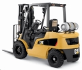Rental store for 5000  Straight Mast Forklift in Ukiah CA