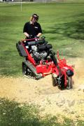 Rental store for Stump Grinder - Track, Self Propelled WB in Ukiah CA