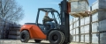 Rental store for 17500  Straight Mast Forklift, Pneumatic in Ukiah CA