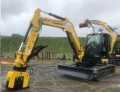 Rental store for Excavator with Vib Plate  21500  Machine in Ukiah CA
