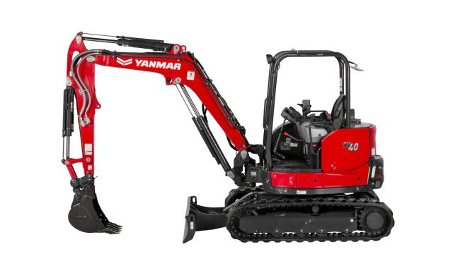 Where to find Mini-Excavator  9500  with 6-Way Blade in Ukiah
