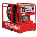 Rental store for 9.7kw Generator  Honda Gas Engine, Skid in Ukiah CA