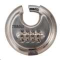 Rental store for Trimax 70mm Stainless Combo Padlock in Ukiah CA
