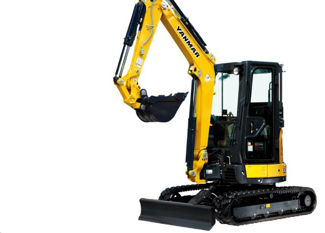 Rent Earthmoving: Excavators