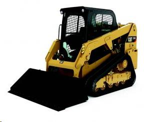 Rent Earthmoving: Skidsteers
