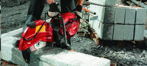 Rent Concrete Cutting