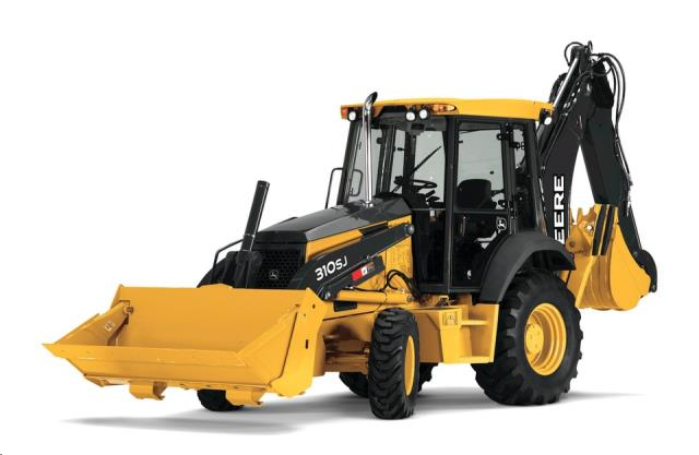 Rent Earthmoving: Backhoes, Skip Loaders, Tractors
