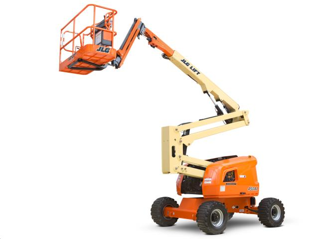 Rent Aerial: Boom Lifts