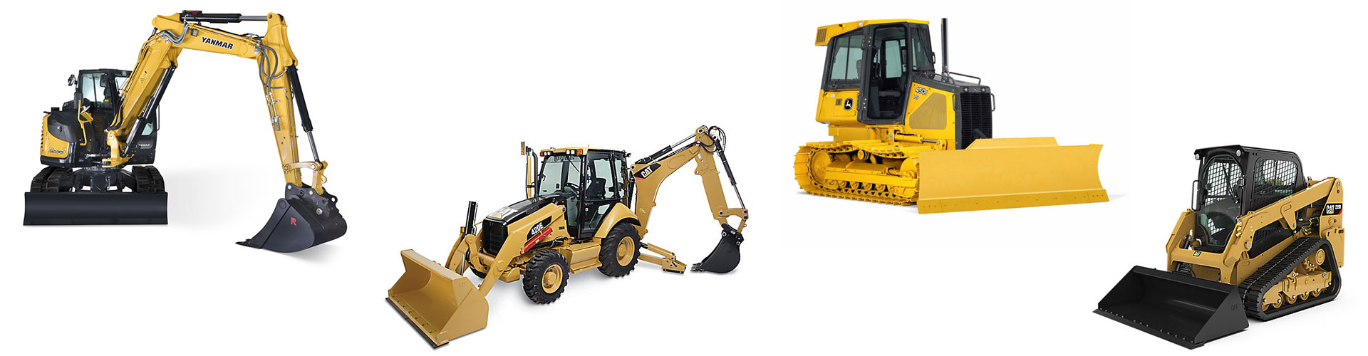 Heavy Equipment Rentals in Mendocino County